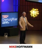 Mike Hoffmann, TEDxChemungRiver