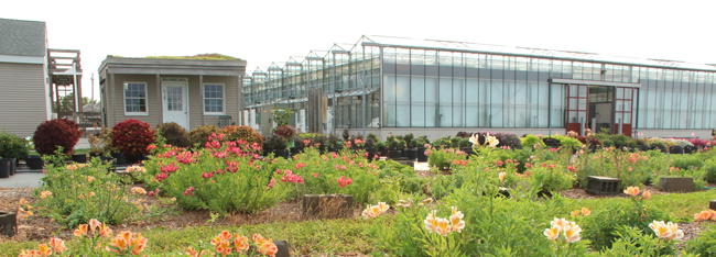 Long Island Horticultural Research And Extension Center (LIHREC)